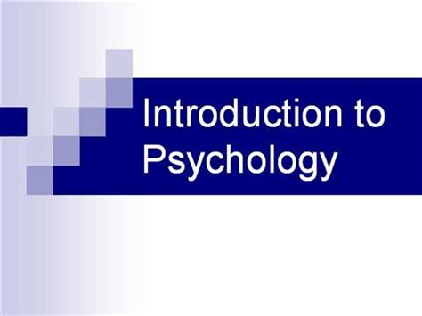 Psychology research paper thesis statements